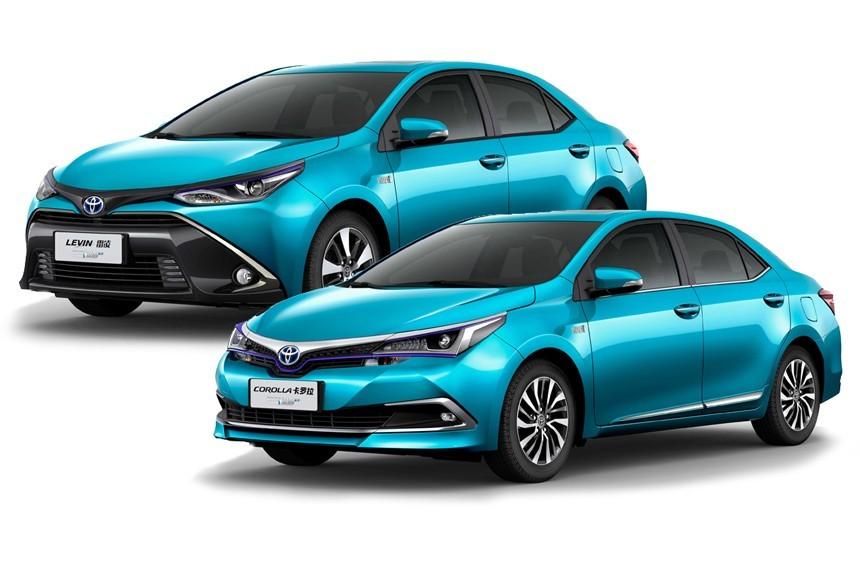 Article 164766 860 575 - Toyota Corolla получила гибридную версию PHEV с возможностью зарядки от розетки