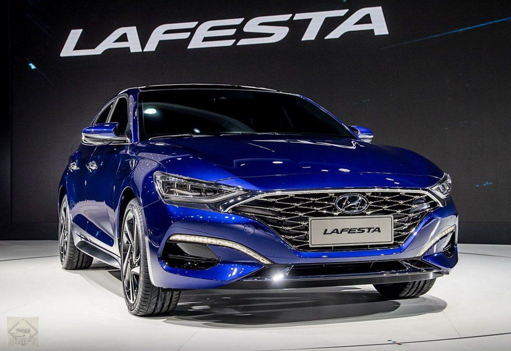 XTpBN CMdNXCc28kKWC33Q 1024x704 - Hyundai представила в Пекине новый седан, выполненный в стиле «чувственная спортивность»