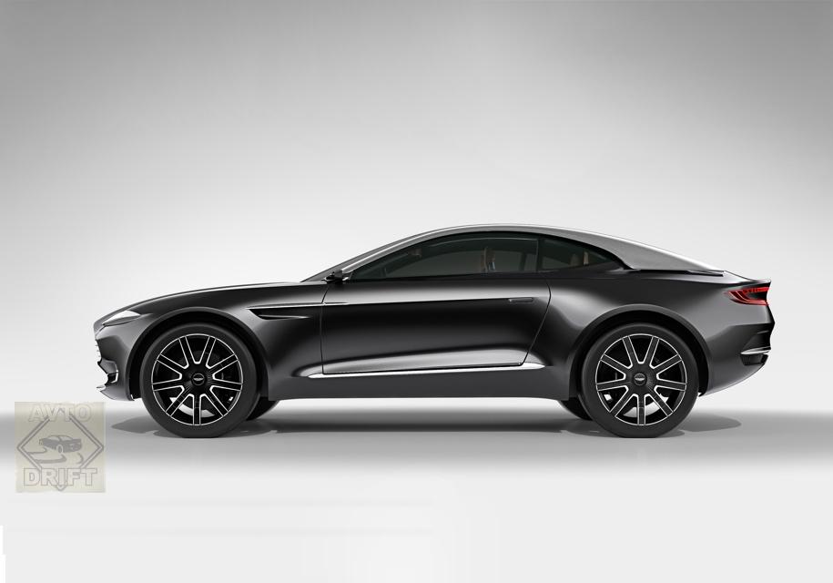 b4e82e12ea59535831634d90e332aa3bb1982f17 - Первый кроссовер компании Aston Martin получит только бензиновые двигатели