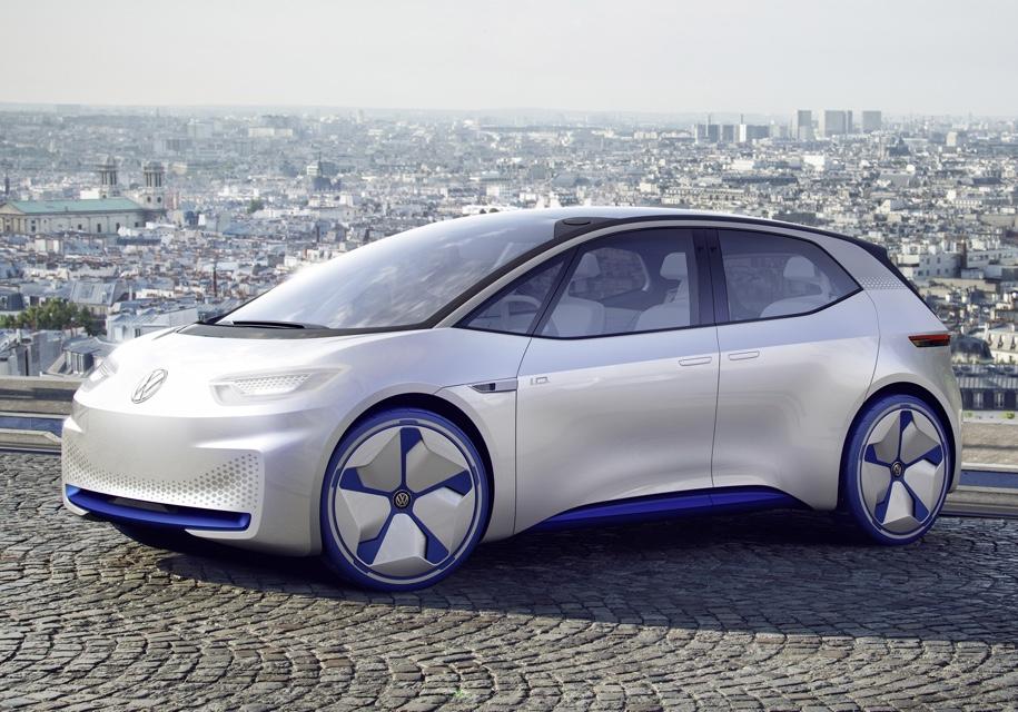 d7d79592a8d775d1919a89039d55774e3f92feb2 - Опубликованы первые фото нового электро-кара Volkswagen Neo