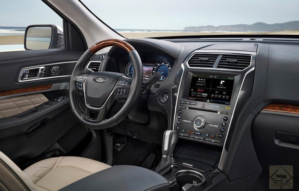 db606e09f38ef64a3bb30465f09f72c1 2 1024x654 - В России стартовали продажи внедорожника Ford Explorer