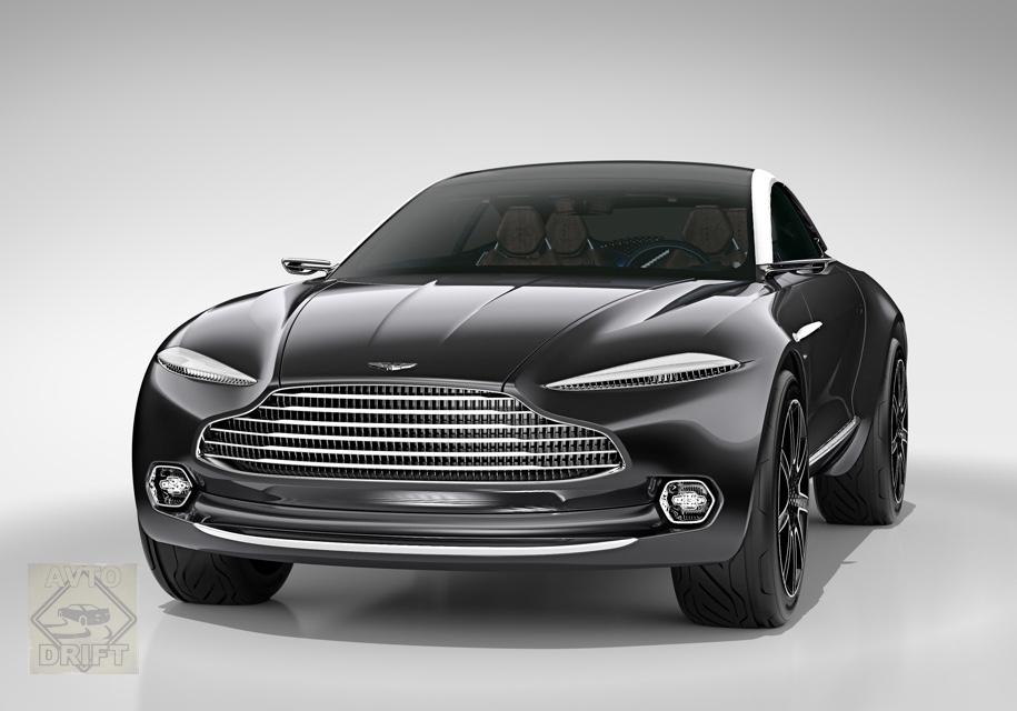 dd23f4cfcb38560388d0313e79b1dbc3c3b15538 - Первый кроссовер компании Aston Martin получит только бензиновые двигатели