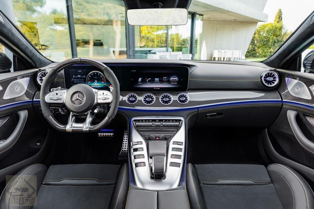 foto amg gt 4 22 1024x683 - На улицах Германии запечатлели на камеру новый Mercedes-AMG GT 4-Door Coupe