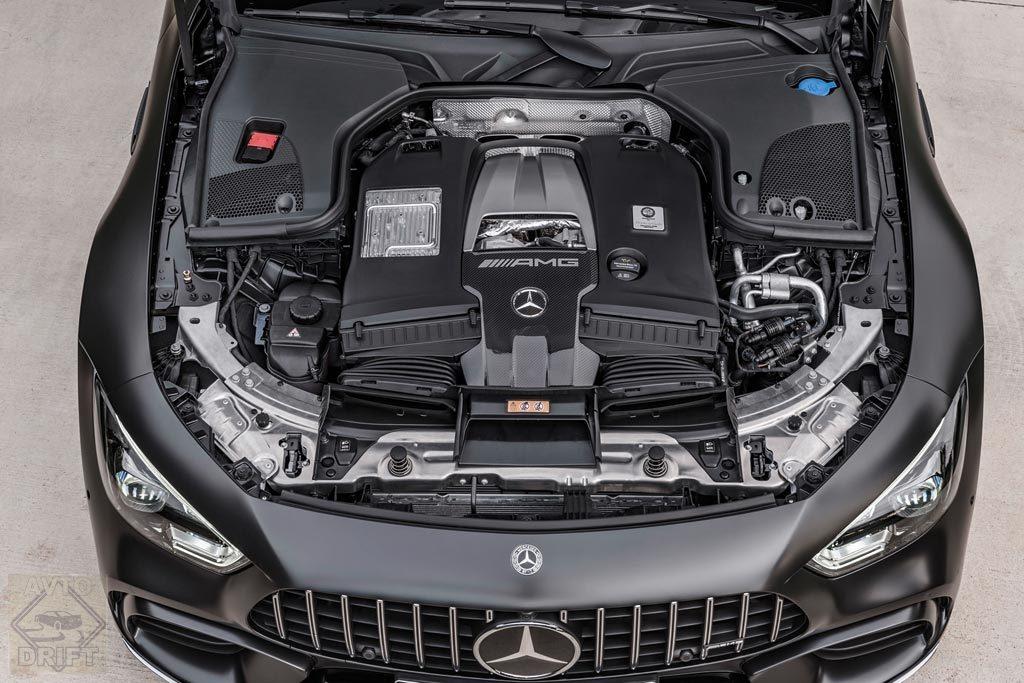 foto amg gt 4 24 1024x683 - На улицах Германии запечатлели на камеру новый Mercedes-AMG GT 4-Door Coupe