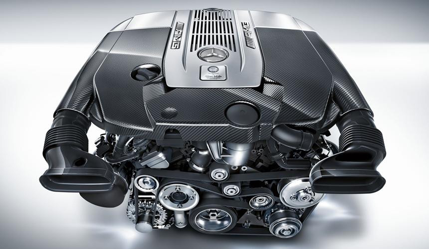 m279 - Mercedes-Benz будет отказываться от двигателей V12