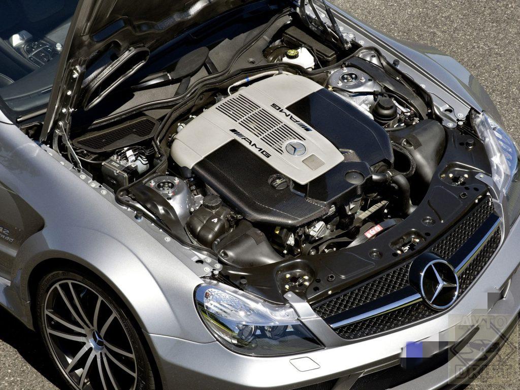 mercedes sl65 amg black series 2008 coupe 1374504253 1600 1024x768 - Mercedes-Benz будет отказываться от двигателей V12
