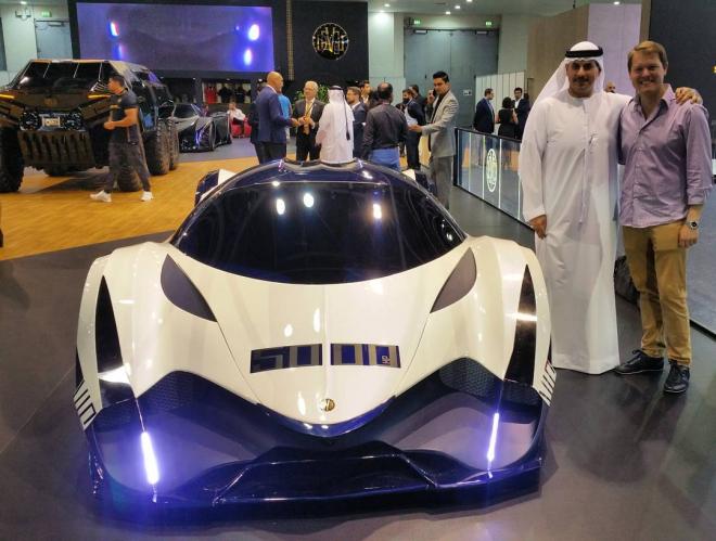 oD43Nb3qv3YWJYiGFXBBWQXlKqj348GV - Devel Motors опубликовала видео разгона своего 5007-сильного «арабского скакуна»