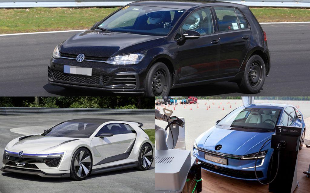 page 20000 1024x640 - Volkswagen Golf 8 наконец-то вывели на дорожные испытания