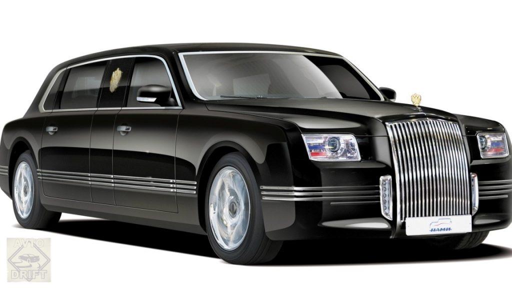 samyj samyj podrobnosti proekta kortezh 1024x576 - Так на каком автомобиле приедет В.В.Путин на инаугурацию?