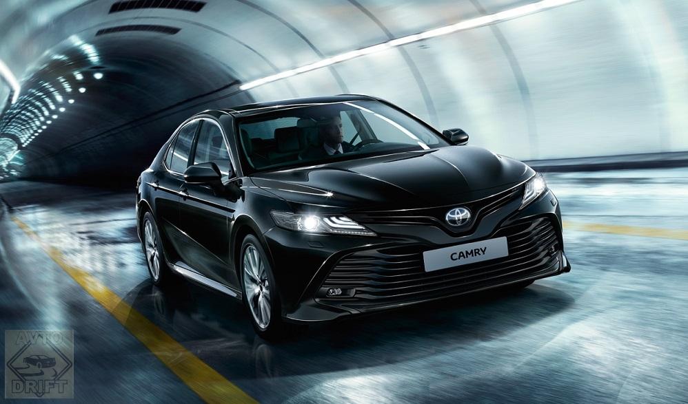 toyota Camry 2018 11 - Toyota выставила ценники на новую Camry для россиян