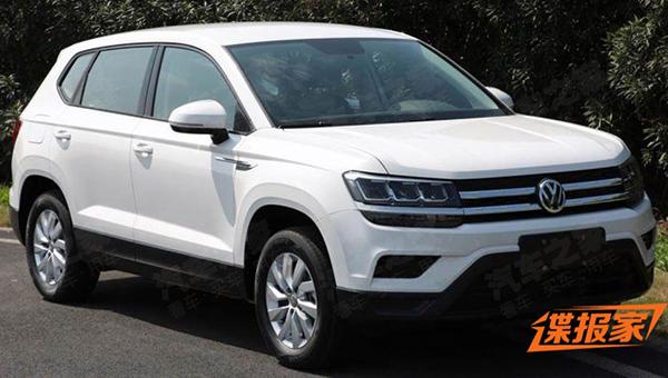 150518 100 - Новый «молодежный» кроссовер Volkswagen Tharu зарегистрирован в госреестре Китая