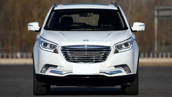 160417 11 - Китайская копия старой версии Hyundai ix35 уже доступна для российского потребителя