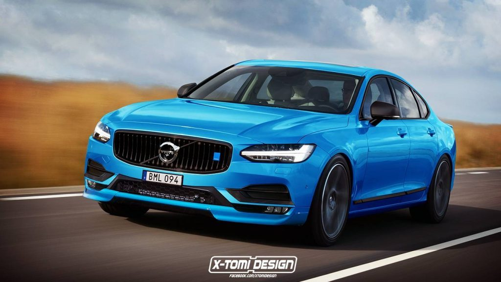 2019 volvo s90 picture release date and review 1024x576 1024x576 - Шведская Volvo начинает отказываться от дизелей