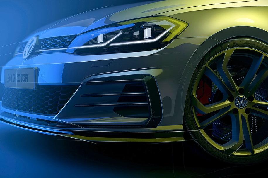 25ef39c47a17b0807c1614a61d34ff0adcc6620a - 9 мая на фестивале «Wörthersee» состоится дебют топового Volkswagen Golf GTI TCR