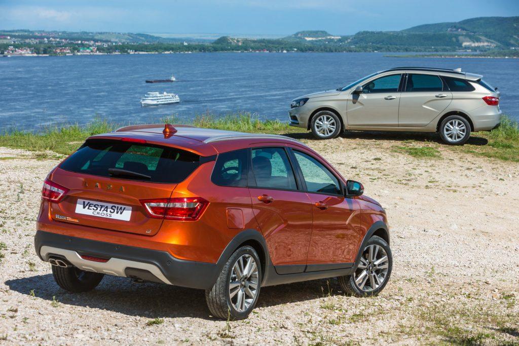 2618597 1024x683 - Первые оценки немецких экспертов об автомобилях Lada Vesta SW и SW Cross