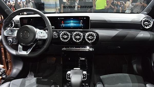 290518 100 - На лето намечен старт продаж «длинного» седана Mercedes-Benz A-Class L