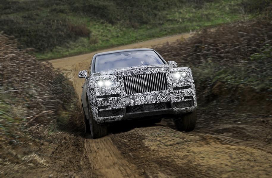 893a9da609a6796e7ce8c8ece8c8707569e8b87e - Стала известна дата премьеры «последнего романтика» Rolls-Royce Cullinan