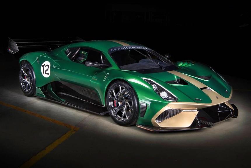 Article 164793 860 575 - Представлен трековый спорткар Brabham BT62 за миллион фунтов стерлингов
