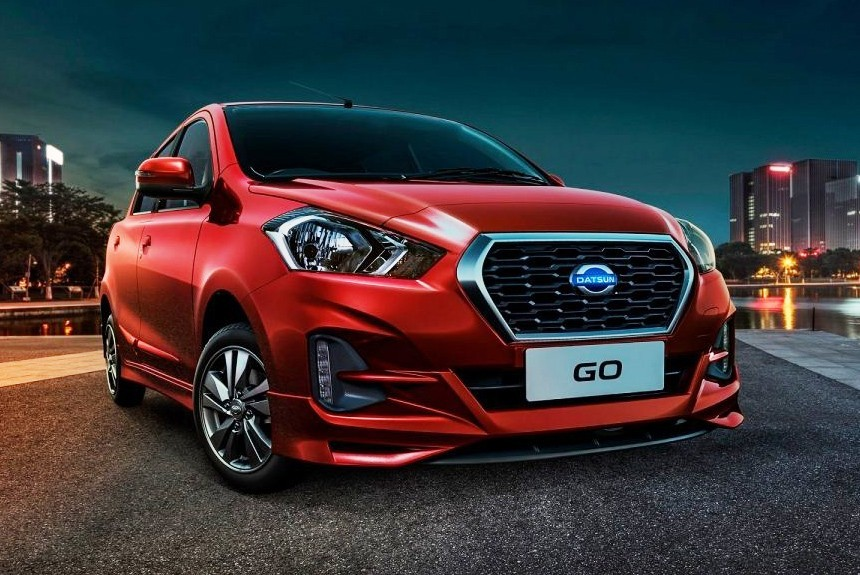Article 164815 860 575 - Datsun представил обновлённые «GO» и «GO+»