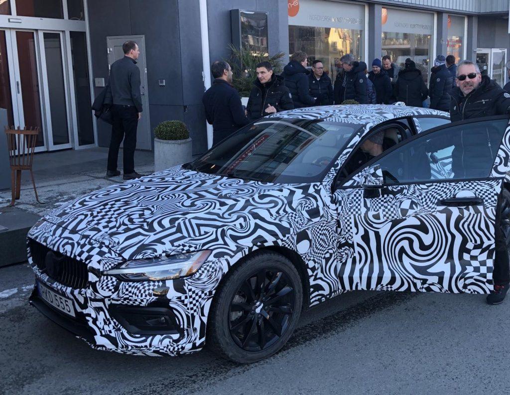 DXHvdZMXUAEroIO1 1024x793 - Шведская Volvo начинает отказываться от дизелей