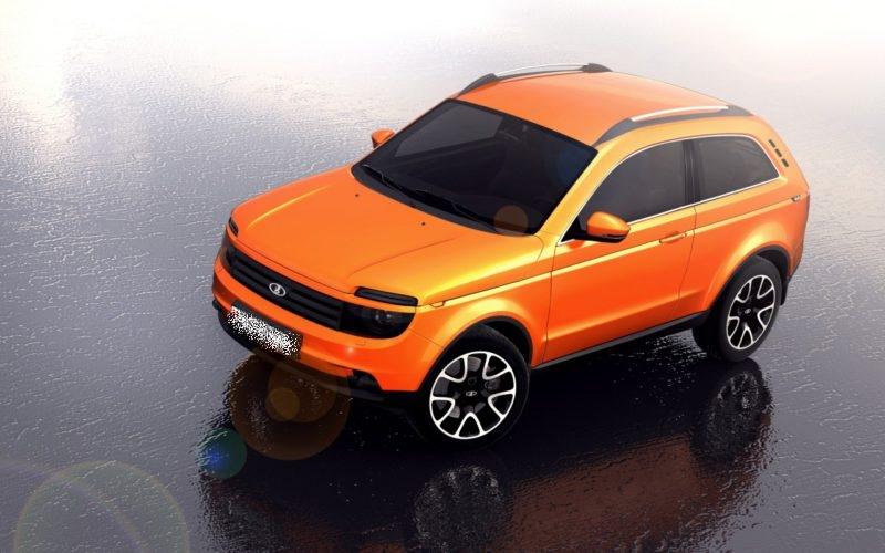 Novaya Lada Niva - Lada 4x4 «Нива» получит новую платформу?