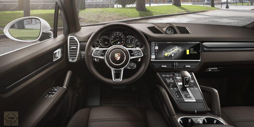 P18 0418 a4 rgb 1024x512 - Новый гибридный кроссовер Porsche Cayenne E-Hybrid офиально представили