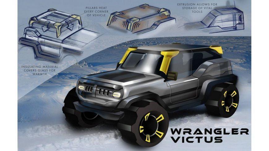b271289fdb4bbe1c8da073c5b0614b8d - Каким быть внедорожнику Jeep Wrangler 2030?