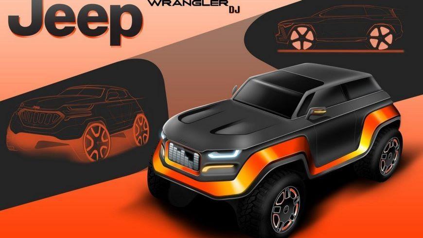 c64158fc0d55524c5704485cb4ea3b6a - Каким быть внедорожнику Jeep Wrangler 2030?