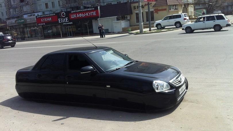 image - Джигиты в трауре: АвтоВАЗ снимает с производства седан Lada Priora
