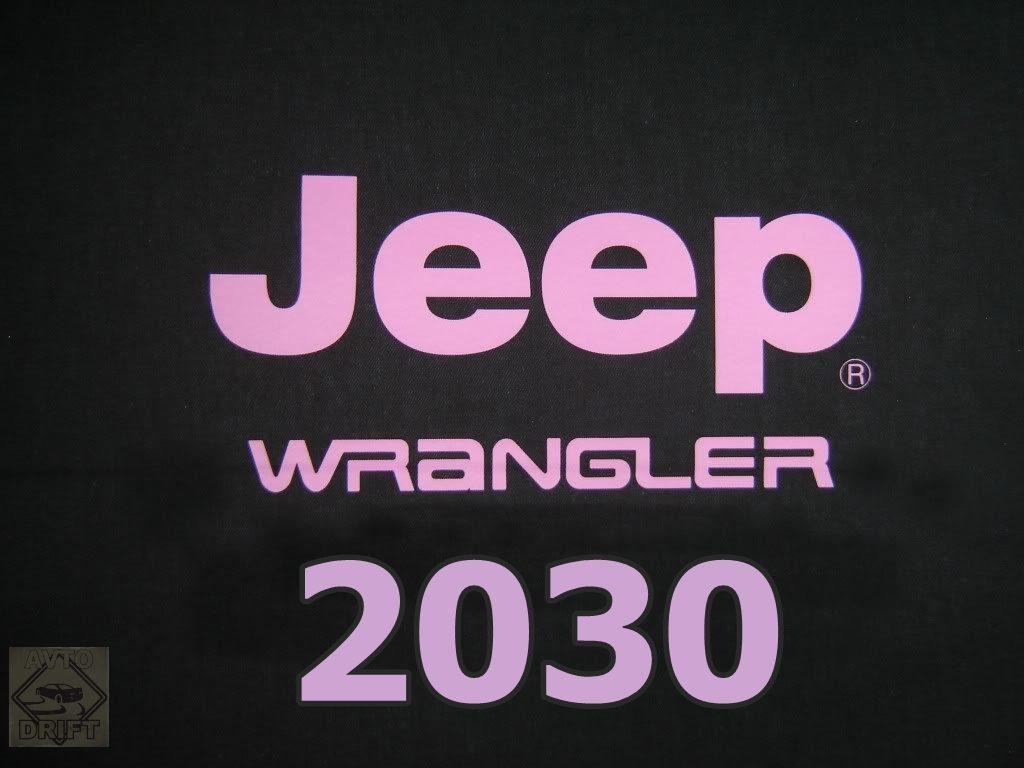 jeep wrangler logo wallpaper 3 1024x768 - Каким быть внедорожнику Jeep Wrangler 2030?