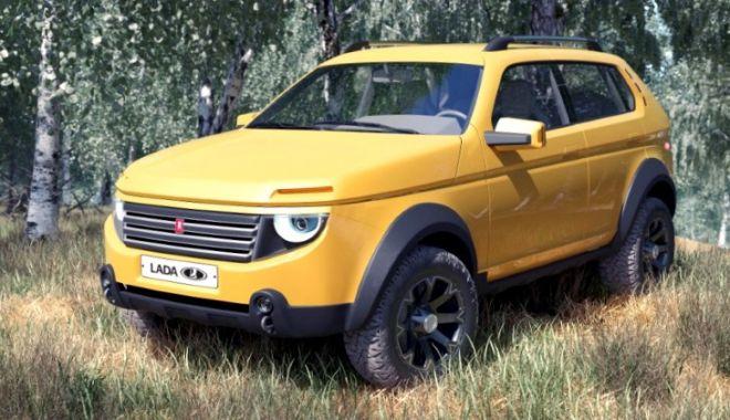 resize - Lada 4x4 «Нива» получит новую платформу?