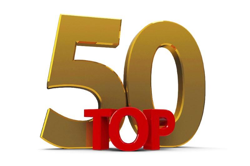 top 50 fifty - ТОП-50 самых продаваемых марок за первый квартал 2018: Lada замыкает рейтинг