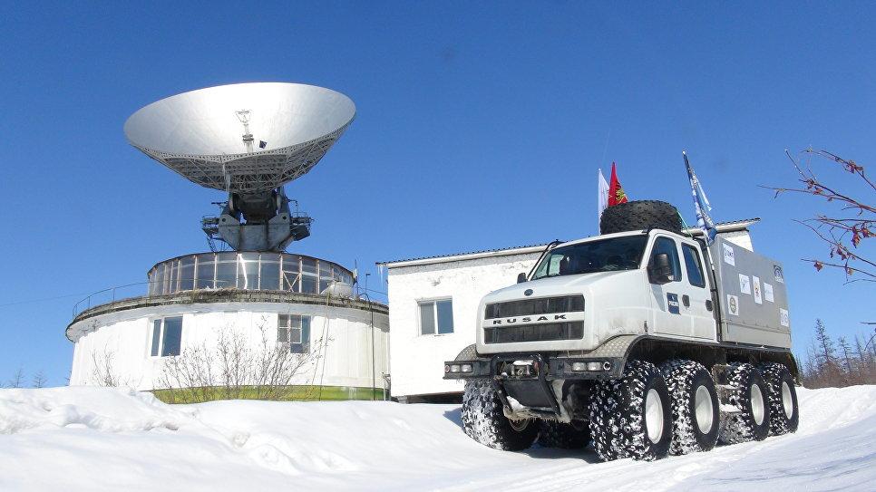1522834027 - Кто куда, а Россия в Арктику? Создан вездеход нового поколения Русак