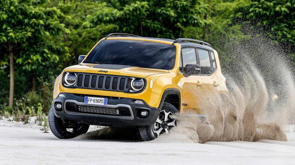 2019 jeep renegade facelift 3 1 1024x576 - Корпорация «Fiat Chrysler Automobiles» представляет обновлённый Jeep Renegade