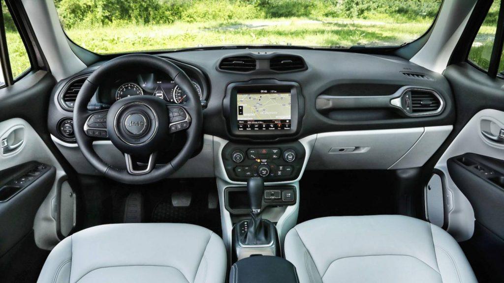 2019 jeep renegade facelift 4 1024x576 - Корпорация «Fiat Chrysler Automobiles» представляет обновлённый Jeep Renegade