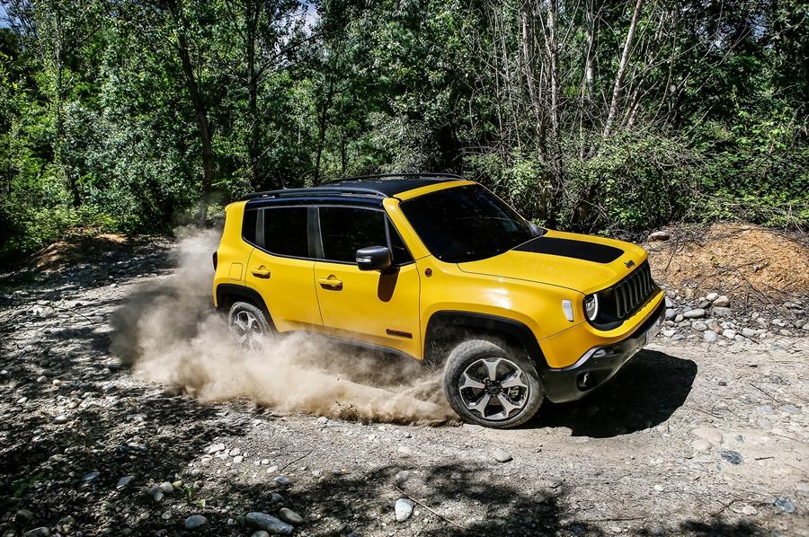 2225b2b7551ec05c43c5600025e 20180621 - Корпорация «Fiat Chrysler Automobiles» представляет обновлённый Jeep Renegade
