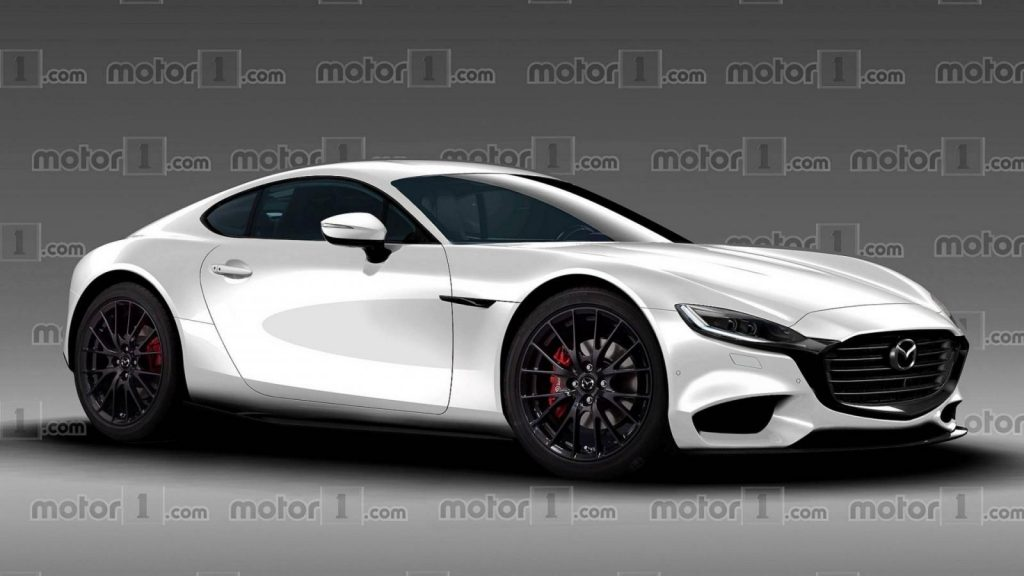 2507 1024x576 - Опубликованы изображения нового спорткара Mazda RX-9