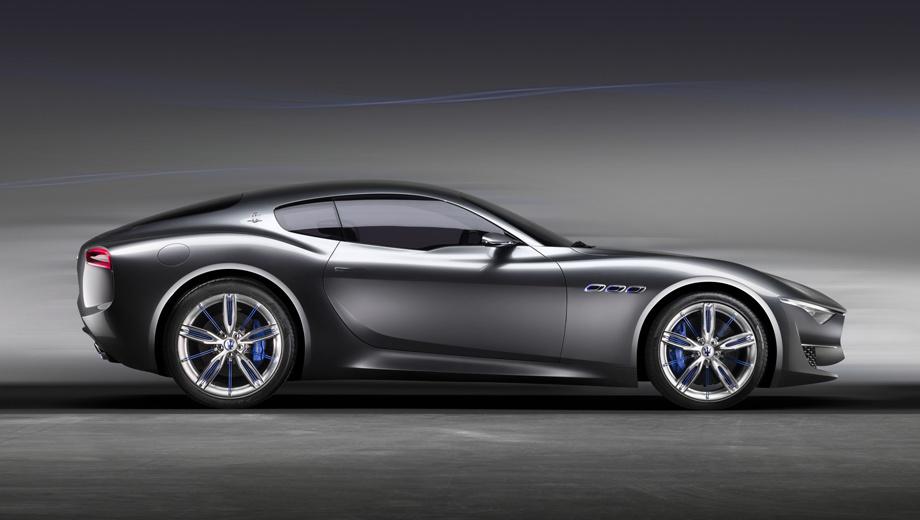 340913666 - Появились первые подробности об электрическом суперкаре Maserati Alfieri
