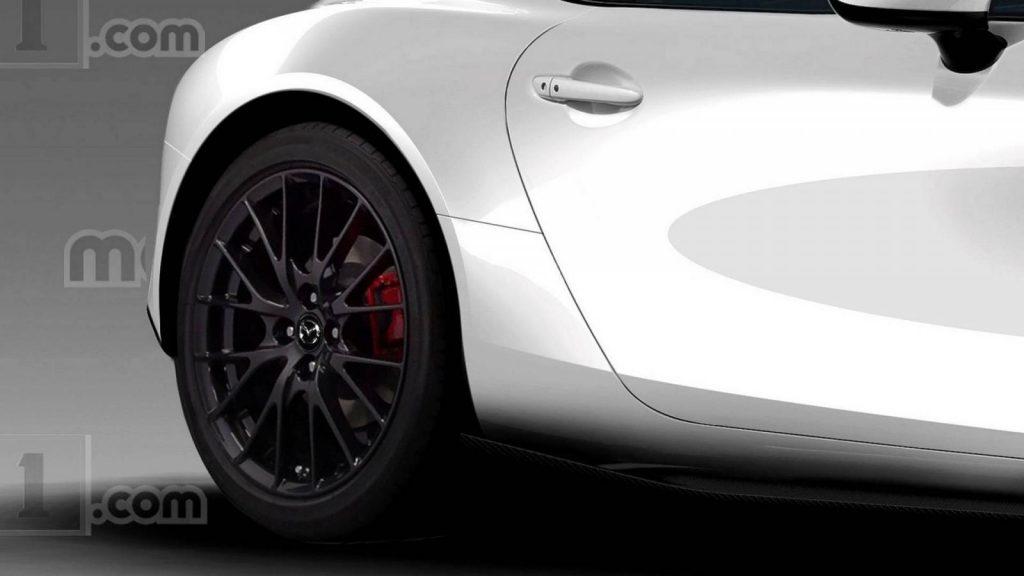 548 1024x576 - Опубликованы изображения нового спорткара Mazda RX-9