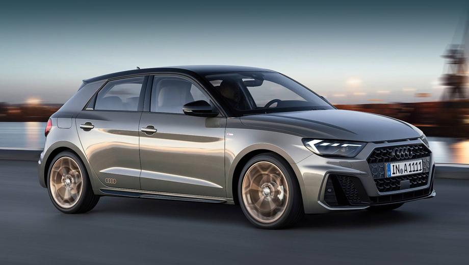 5b28af75ec05c46c19000007 - Audi представила новый компактный хэтчбек A1 Sportback