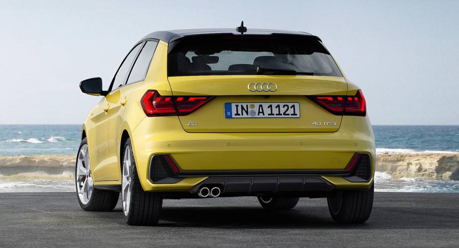 5b28b0cfec05c4ff77000004 - Audi представила новый компактный хэтчбек A1 Sportback