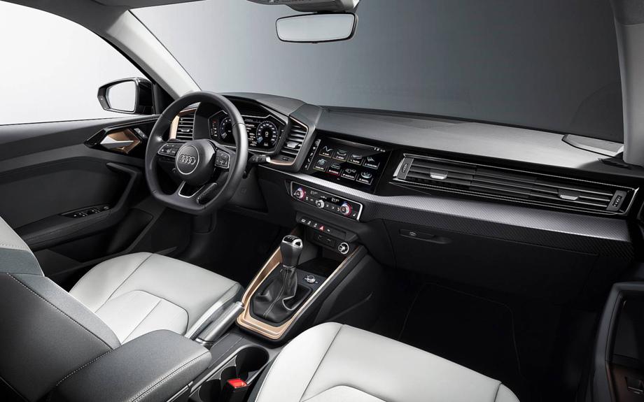 5b28b0cfec05c4ff77000012 - Audi представила новый компактный хэтчбек A1 Sportback