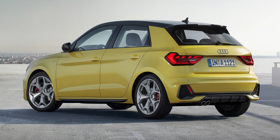 5b28b209ec05c4cd37000019 - Audi представила новый компактный хэтчбек A1 Sportback