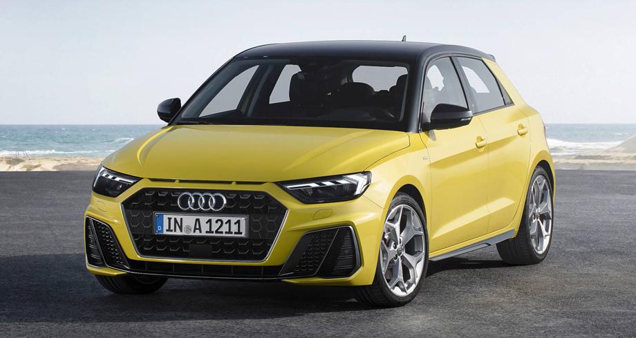 5b28bcd2ec05c4ff77000020 - Audi представила новый компактный хэтчбек A1 Sportback