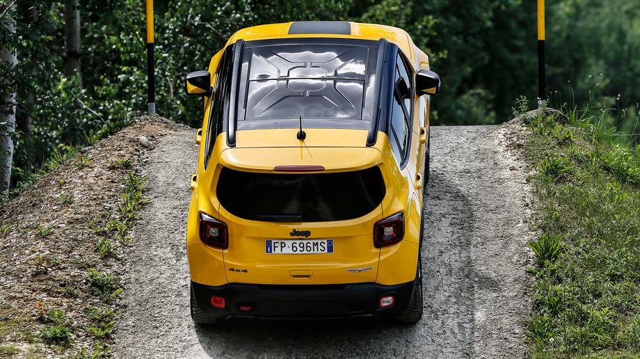 5b2b6797ec05c43c56000076 - Корпорация «Fiat Chrysler Automobiles» представляет обновлённый Jeep Renegade