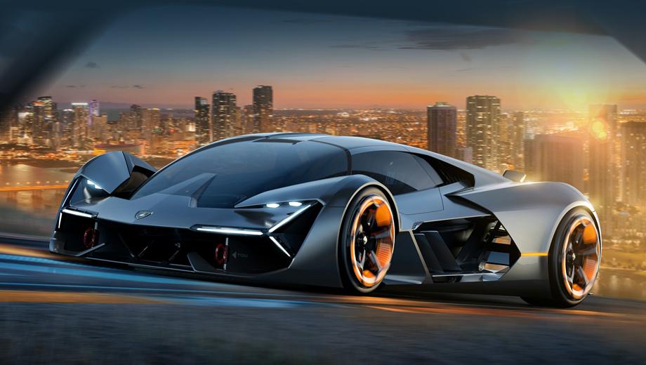 5b348700ec05c4830900000b - Представлен гиперкар Lamborghini LB48H: агрессия и мощь сплелись в одну модель