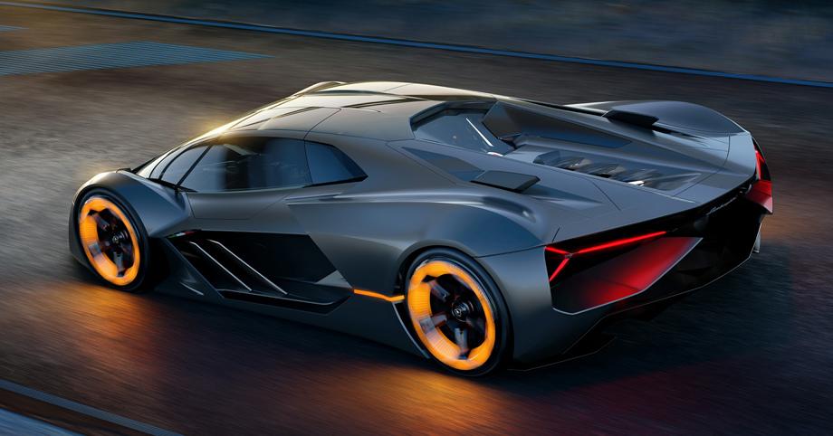 5b348700ec05c48309000019 - Представлен гиперкар Lamborghini LB48H: агрессия и мощь сплелись в одну модель
