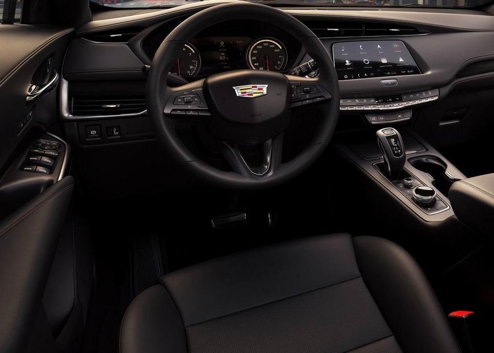Cadillac xt4 2019 - Cadillac представил ценники на свой новый «бюджетный» кроссовер XT4