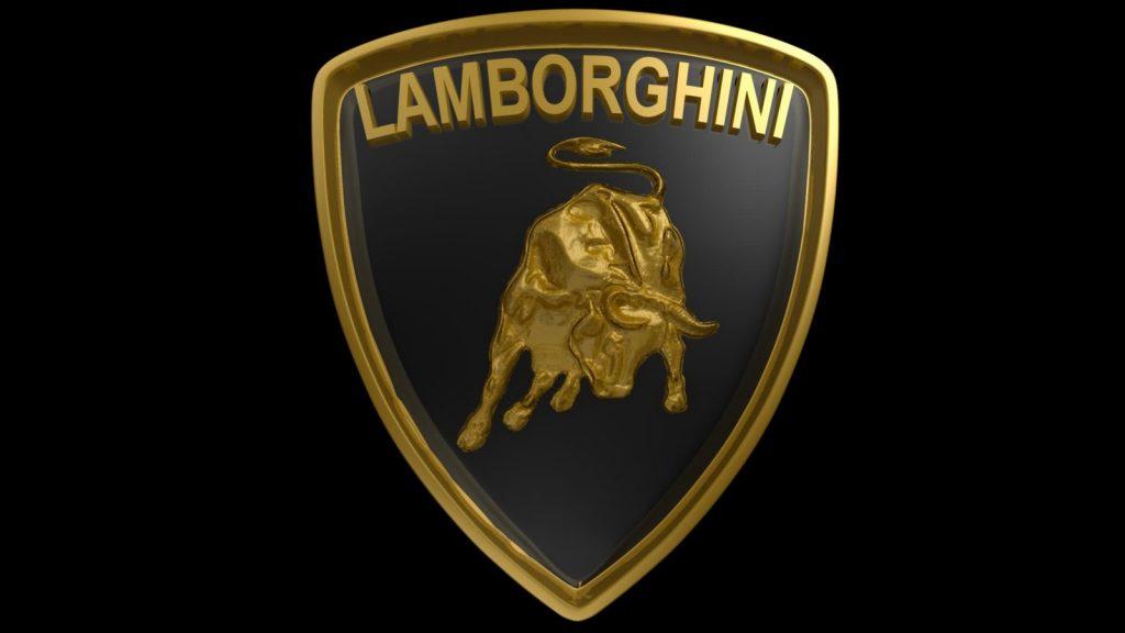 Lamborghini Car Badge  1024x576 - Представлен гиперкар Lamborghini LB48H: агрессия и мощь сплелись в одну модель