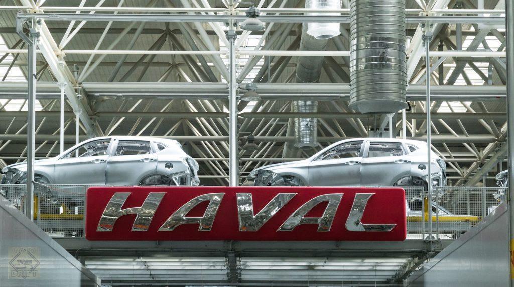 Zavod Haval 0 1024x573 - Стали известны российские планы автокомпании Haval на 2019 год